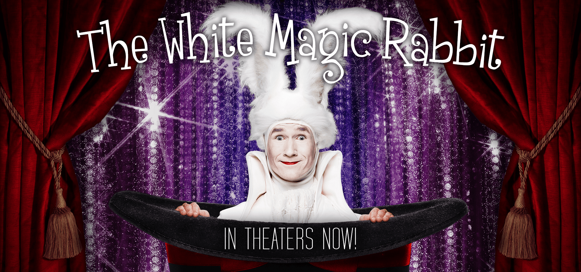 The White Magic Rabbit: In Theaters Now!